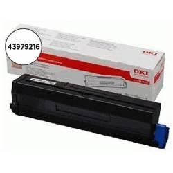 Toner OKI negro (43979216) XL -12.000 pag- MB480L