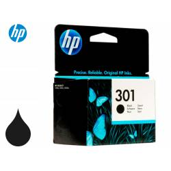 Cartucho HP 301 color negro CH561EE