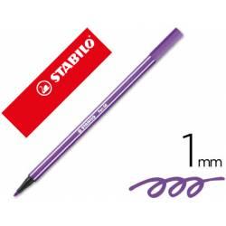 Rotulador Stabilo 68/55 violeta 1 mm