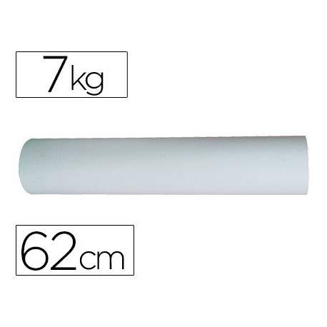 Bobina papel marca Impresma 62 cm 7 kg blanco