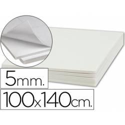 Carton pluma Liderpapel adhesivo 100 x 140 cm Espesor 5 mm