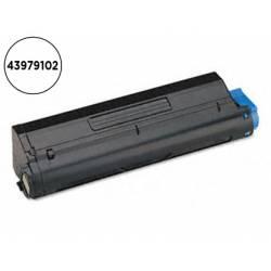 Toner OKI negro (43979102) XL -3.500 pag- B410 B430 B440 MB460L MB470L MB480L