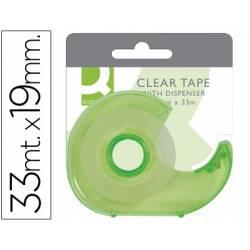 Miniportarrollos plastico marca Q-Connect