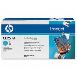 Toner HP 504A CE251A color Cian