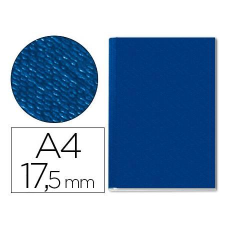 Tapa de Encuadernación Cartón Leitz DIN A4 Azul 175 hojas