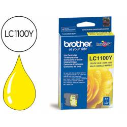 Cartucho Brother LC-1100Y Amarillo