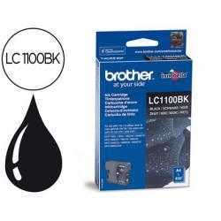 Cartucho Brother LC-1100BK Negro