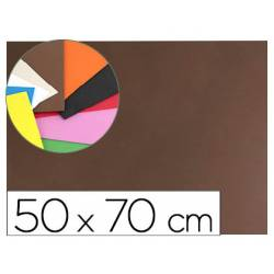 Goma Eva Liderpapel color Marron