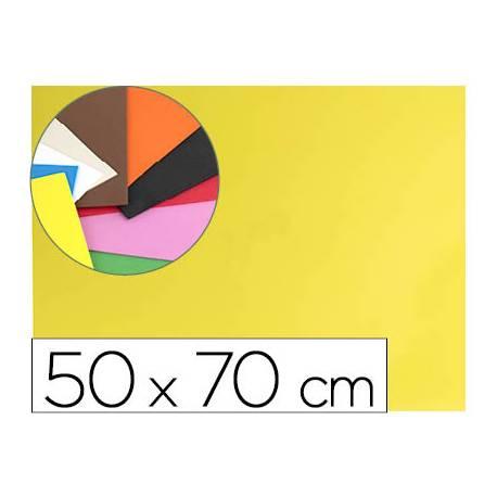 Goma Eva Liderpapel color Amarillo