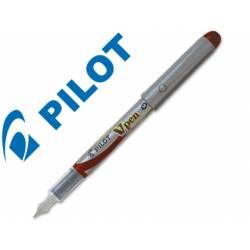 Pluma desechable Pilot SVP 0.04 mm color Rojo