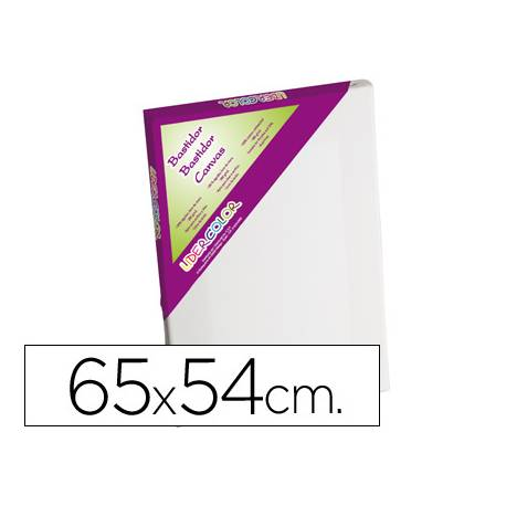Bastidor Lienzo marca Lidercolor 65x54 cm