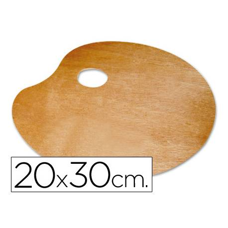 Paleta madera Lidercolor