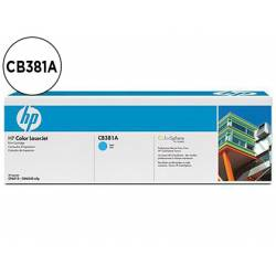 Toner HP 824A color cian CB381A
