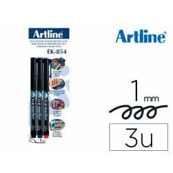 Rotulador Artline retroproyección ek-854