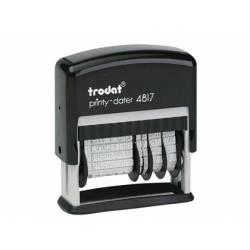 Formulario automatico marca Trodat