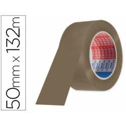 Cinta adhesiva polipropileno marca Tesa 132 mt x 50 mm