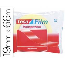 Cinta adhesiva marca Tesa transparente