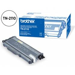 Toner Brother TN-2110 color Negro