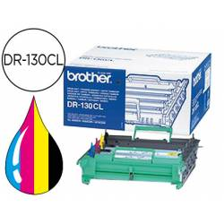 Tambor marca Brother DR-130CL Tricolor + Negro