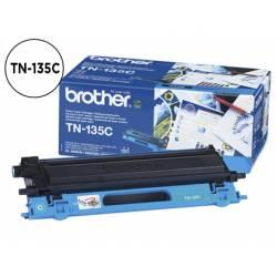Tóner Brother TN-135C color Cian