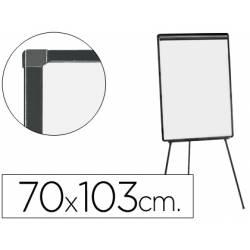Pizarra Blanca laminada con Tripode 70x103 Q-Connect