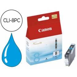 Cartucho Canon 0624B001 Nº CLI-8PC Cian