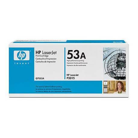 Toner HP 53A Q7553A color Negro