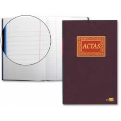 Libro Liderpapel tamaño Folio encolado de Actas