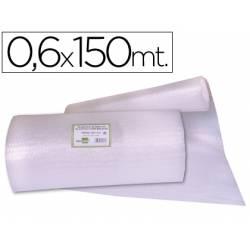 Rollo plastico burbujas 0,60x150M