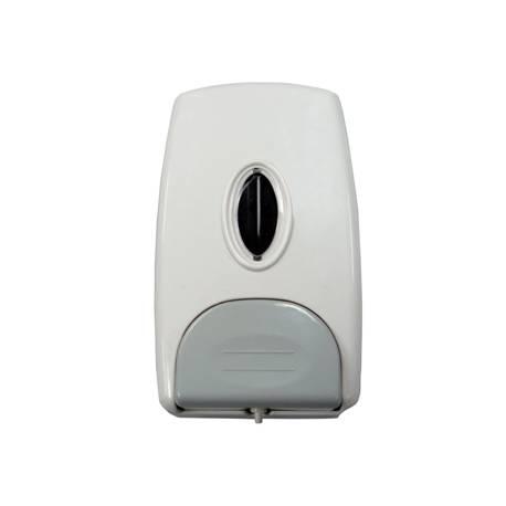 Dispensador de jabon manual marca Q-CONNECT
