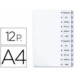 Separadores de cartulina imprimibles Avery DIN A4 Juego de 6
