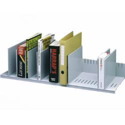 Organizador armario Paperflow 9 separadores verticales Ajustables