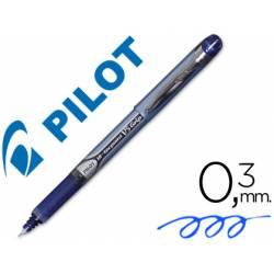 Rotulador Pilot V-5 Grip Trazo 0,3 mm Azul