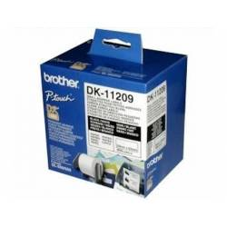 Etiquetas para impresora Brother DK-11209