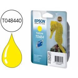 Cartucho Epson T048440 color amarillo