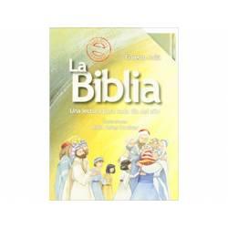 La Biblia Una lectura para cada dia del año Editorial Bruño 2 Vol