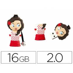 Memoria Flash USB de Technotech 16 GB Flamenca Sevillana