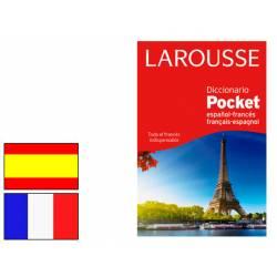 Diccionario Larousse Pocket de Frances-Español/ Español-Frances