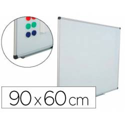 Pizarra Blanca Rocada Acero Vitrificado Magnética 60x90 cm