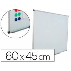 Pizarra Blanca Rocada Acero Vitrificado Magnética 45x60 cm