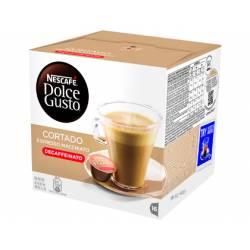 Cafe Dolce Gusto Cortado Descafeinado Caja 16 cápsulas