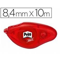 Pegamento Roller Pritt Permanente Compacto Ergonómico de 8,4x10 mm