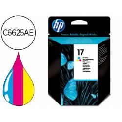 Cartucho marca HP 17 Tricolor C6625AE