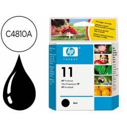 Cabezal HP 11 color Negro C4810A