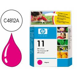 Cabezal HP 11 color Magenta C4812A
