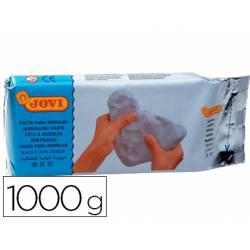 Pasta Jovi para modelar 1000 g color blanca