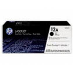 Toner HP 12A Q2612A color Negro