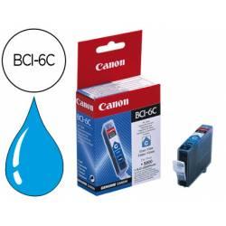 Cartucho Canon 4706A002 Nº BCI-6C Cian