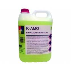 Limpiador amoniacal desengrasante marca Ikm 5 Litros