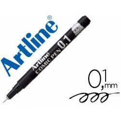 Rotulador Color Negro Artline EK-2805 Calibrado Micrométrico 0,1 mm